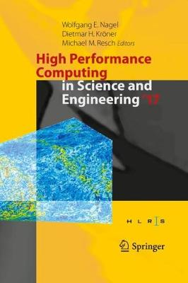 High Performance Computing in Science and Engineering ' 17 - Wolfgang E. Nagel