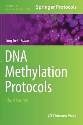 DNA Methylation Protocols - Jorg Tost