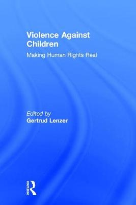 Violence Against Children - Gertrud Lenzer