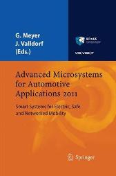 Advanced Microsystems for Automotive Applications 2011 - Gereon Meyer Jurgen Valldorf
