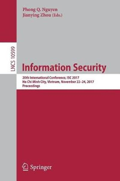 Information Security - Phong Q. Nguyen