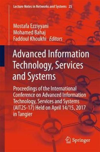 Advanced Information Technology, Services and Systems - Mostafa Ezziyyani