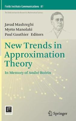New Trends in Approximation Theory - Javad Mashreghi