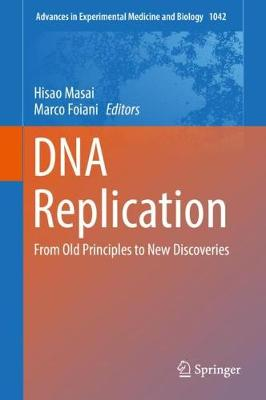 DNA Replication - Hisao Masai