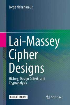 Lai-Massey Cipher Designs - Jorge Nakahara Jr.