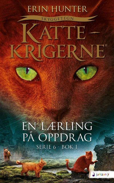 En lærling på oppdrag - Erin Hunter