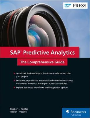 SAP Predictive Analytics - Antoine Chabert