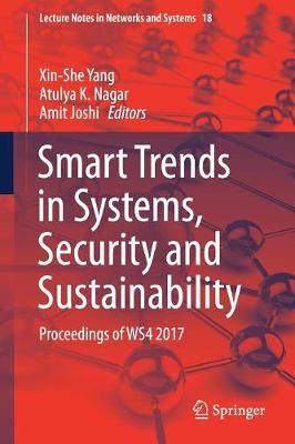 Smart Trends in Systems, Security and Sustainability - Xin-She Yang