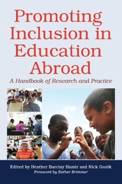 Promoting Inclusion in Education Abroad - Heather Barclay Hamir