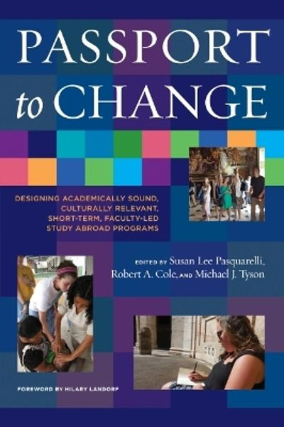 Passport to Change - Susan Lee Pasquarelli