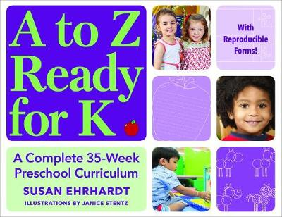 A to Z Ready for K - Sharon Ehrhardt