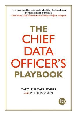 The Chief Data Officer's Playbook - Caroline Carruthers