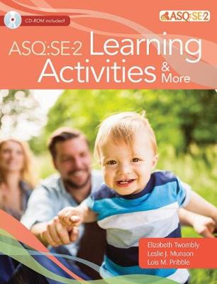 Ages & Stages Questionnaires (R): Social Emotional (ASQ (R):SE-2): Learning Activities & More - Elizabeth Twombly