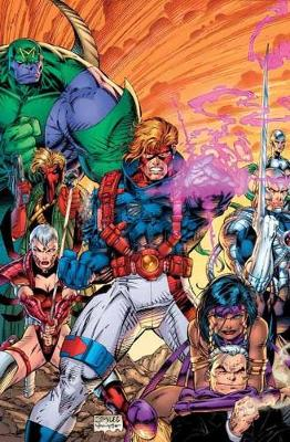 Absolute WildC.A.T.S. - J. Lee