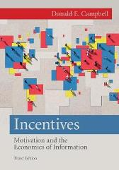 Incentives - Donald E. Campbell
