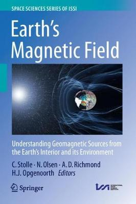 Earth's Magnetic Field - Claudia Stolle