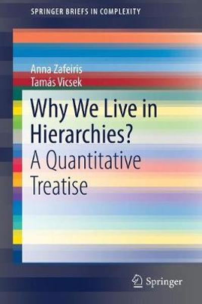 Why We Live in Hierarchies? - Anna Zafeiris