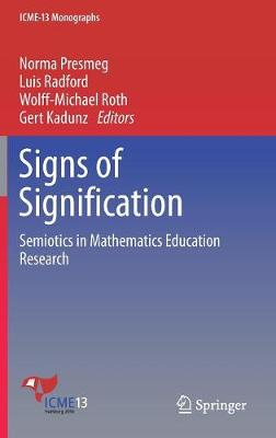 Signs of Signification - Norma Presmeg