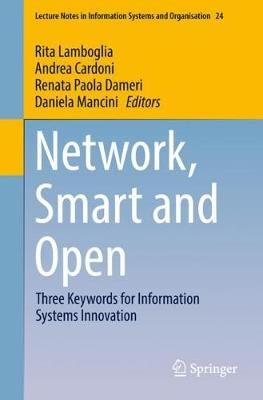 Network, Smart and Open - Renata Paola Dameri