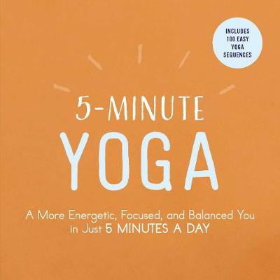 5-Minute Yoga - Adams Media