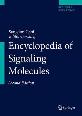 Encyclopedia of Signaling Molecules - Sangdun Choi