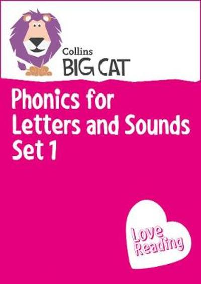 Collins Big Cat Phonics for Letters and Sounds Set - Collins Big Cat