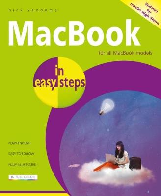 MacBook in easy steps, 6th Edition - Nick Vandome
