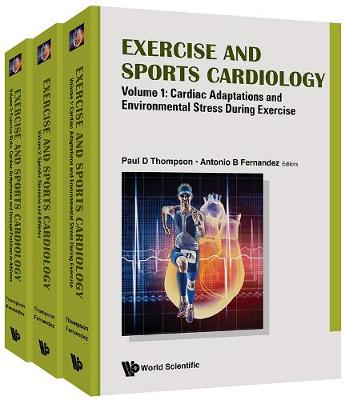 Exercise And Sports Cardiology (In 3 Volumes) - Paul Davis Thompson