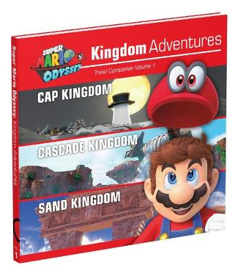 Super Mario Odyssey: Kingdom Adventures, Vol. 1 - Doug Walsh