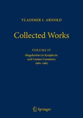 Vladimir Arnold - Collected Works - Vladimir I. Arnold