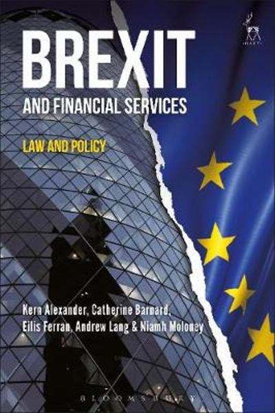 Brexit and Financial Services - Catherine Barnard