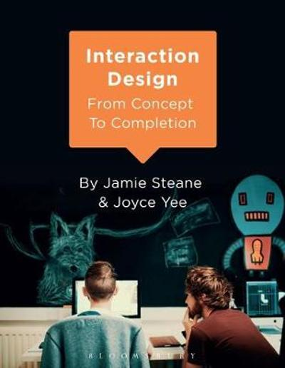 Interaction Design - Jamie Steane