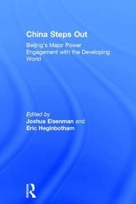 China Steps Out - Joshua Eisemann