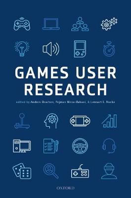 Games User Research - Anders Drachen