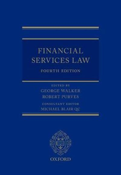 Financial Services Law - George Walker