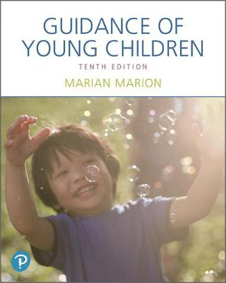 Guidance of Young Children - Marian C. Marion