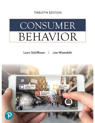 Consumer Behavior - Leon G. Schiffman