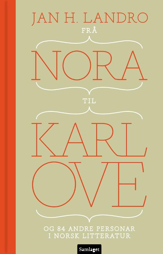 Frå Nora til Karl Ove PDF ePub