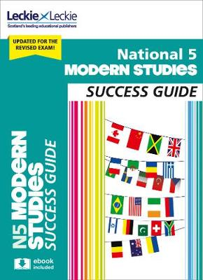 National 5 Modern Studies Revision Guide for New 2019 Exams - Patrick Carson
