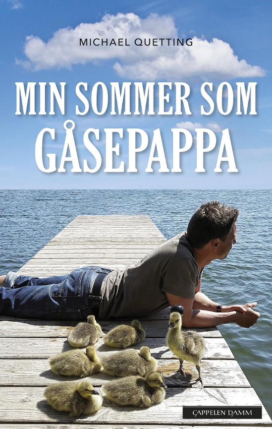 Min sommer som gåsepappa - Michael Quetting