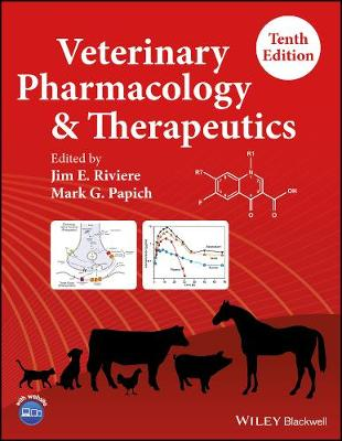 Veterinary Pharmacology and Therapeutics - Jim E. Riviere