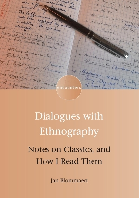 Dialogues with Ethnography - Jan Blommaert
