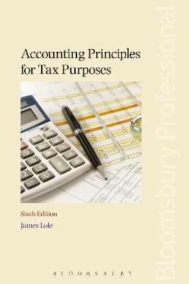 Accounting Principles for Tax Purposes - James Lole
