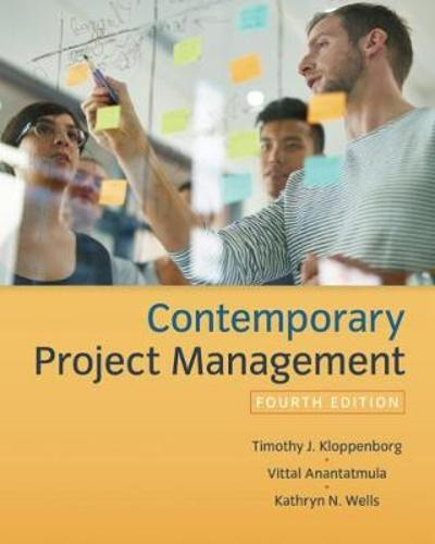 Contemporary Project Management - Timothy Kloppenborg