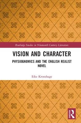 Vision and Character - Eike Kronshage