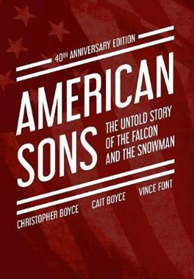 American Sons - Christopher Boyce