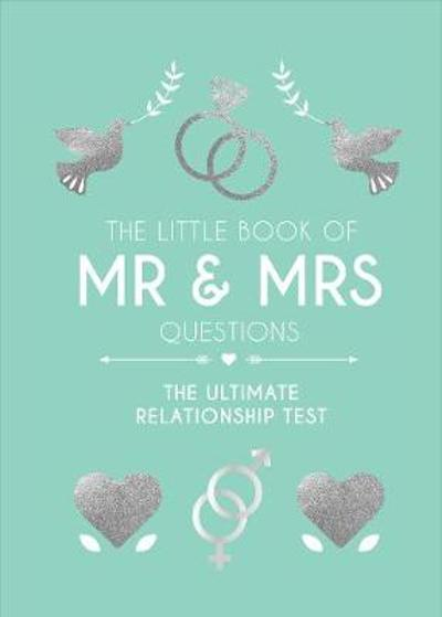 The Little Book of Mr & Mrs Questions -