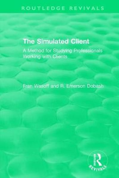 The Simulated Client (1996) - Fran Wasoff