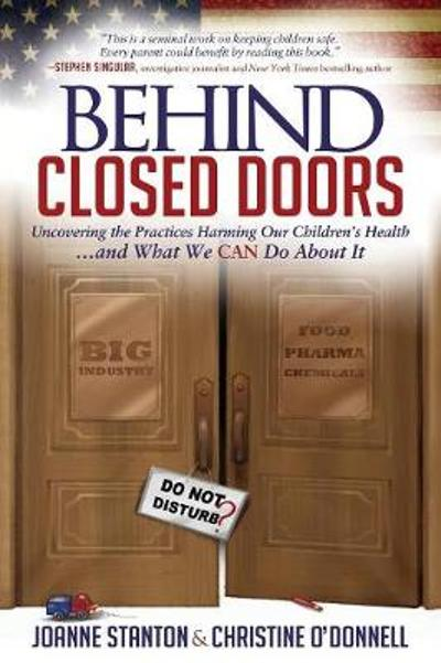 Behind Closed Doors - Joanne Stanton