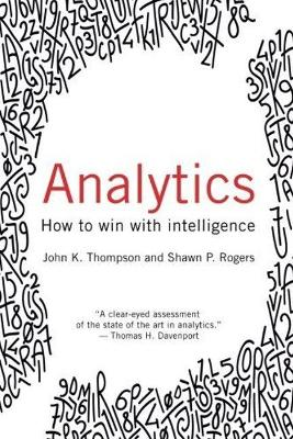 Analytics - John Thompson